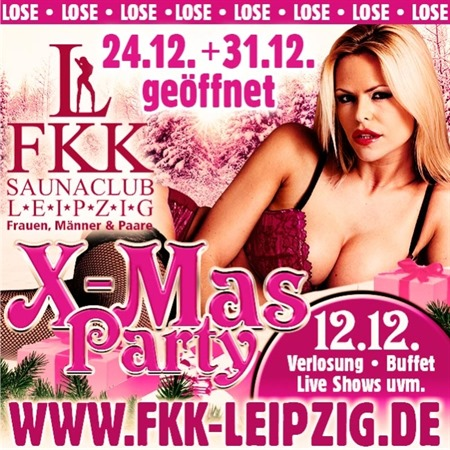 X-MAS-Party 12.12.