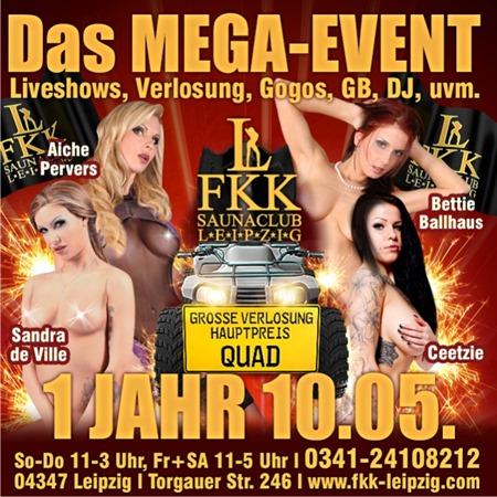 Das MEGA-EVENT 10.05.14