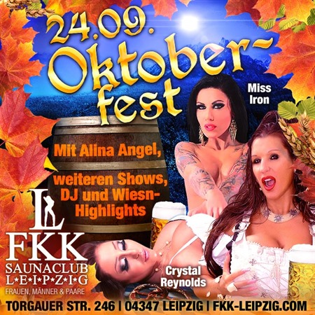 Oktoberfest 24.09.16