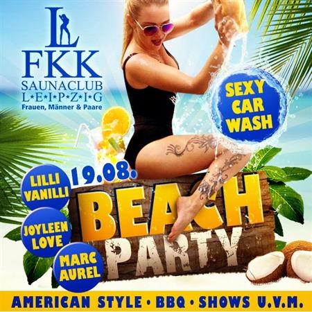 19.08.17 -  Beach Party