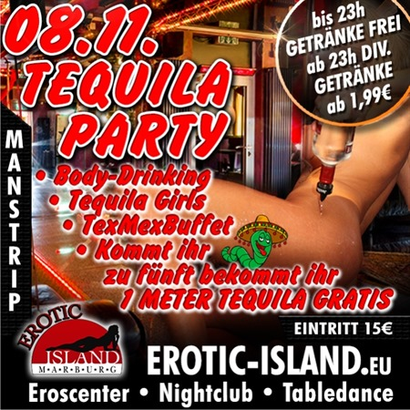 Tequila Party 08.11.2014