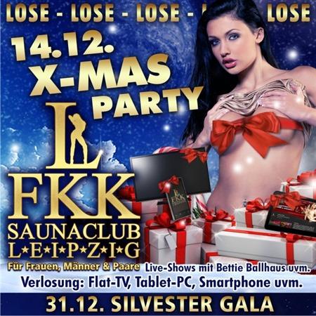 X-Mas Party 14.12.13