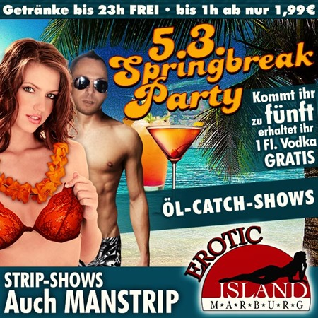 Springbreak Party 05.03.2016