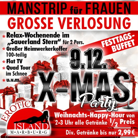 X-MAS-Party am 09.12.2017