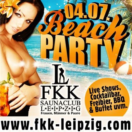 Beach Party 04.07.15