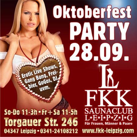 Oktoberfest Party 28.09.13