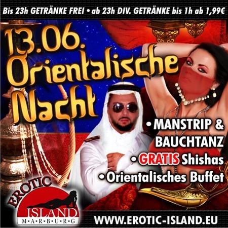 Orientalische Nacht 13.06.2015