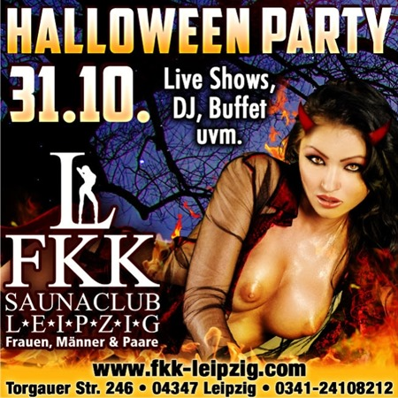 Halloween Party 31.10.