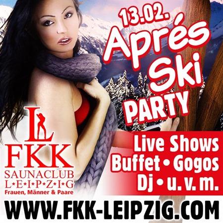 Apres Ski Party 13.02.