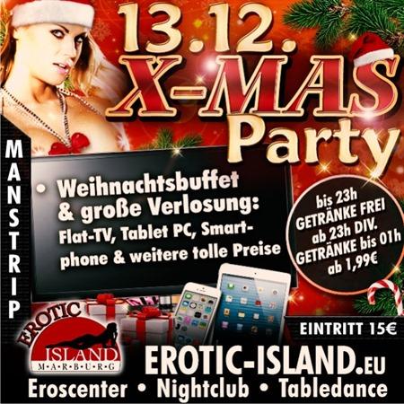 X-MAS Party 13.12.2014