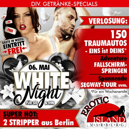 White Night am 6. Mai 2017
