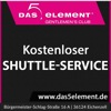 Kostenloser Shuttle-Service im Das 5. Element