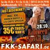 Gefrierende Eintrittspreise, höllisch heiße Erlebnisse  im Safari Stuttgart (Stuttgart-Fellbach)