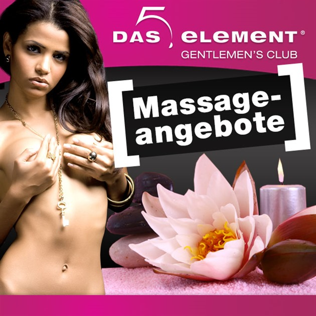 Massageangebote