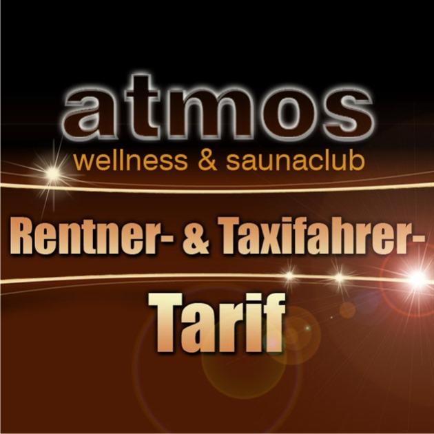 Montags & dienstags: Rentner- und Taxifahrer-Tarif