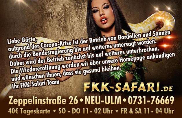 FKK Safari Neu-Ulm