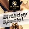 Geburtstagsspecial im Goldentime Saunaclub Wien