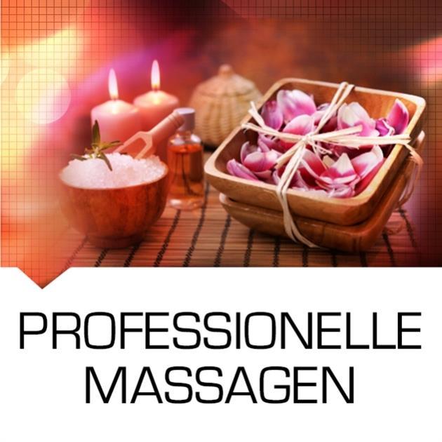 Mo., Mi., Fr. von 16:00 bis 24:00 Uhr: Professionelle Massagen