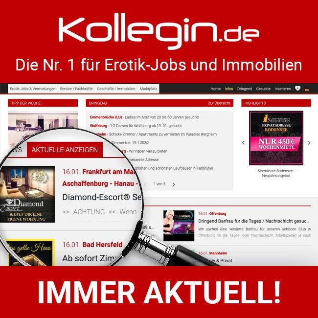 Erotik-Jobs & Immobilien