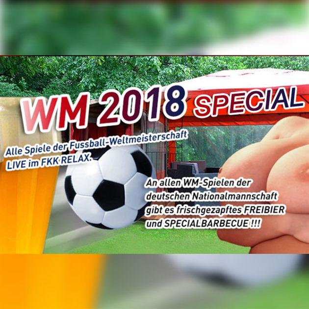 WM Special: Alle Spiele LIVE + Freibier + Grillaktion