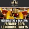 Weekend-Partytime mit Freibier oder Longdrinks (+ frisch gegrilltem Hähnchen)  im Saunaclub vanGoch