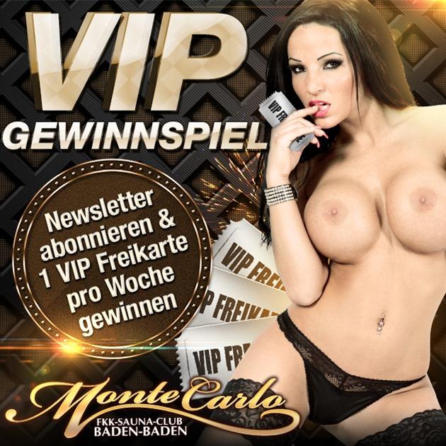 VIP-Karten-Gewinnspiel