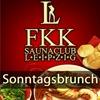Sonntagsbrunch im FKK Leipzig