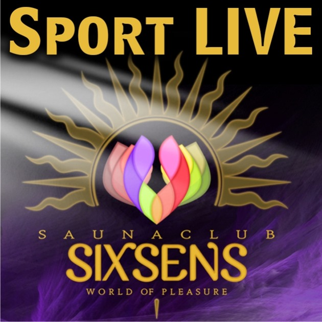 Sport live im Saunaclub