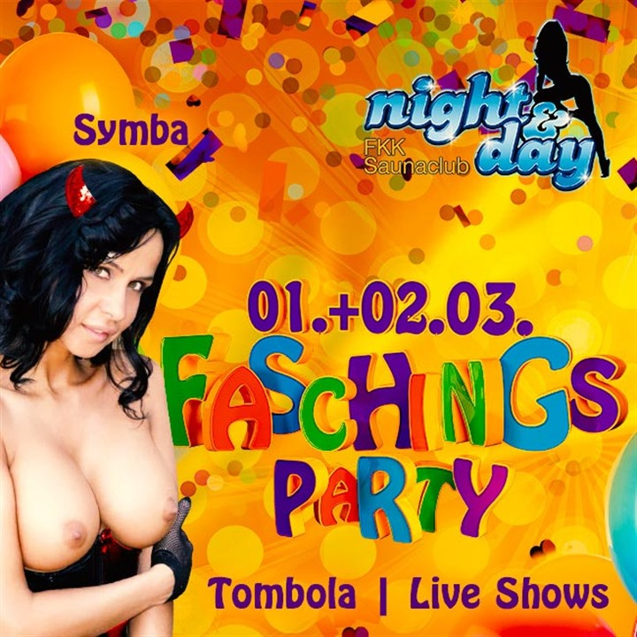01.+02.03.2019: Faschingsparty