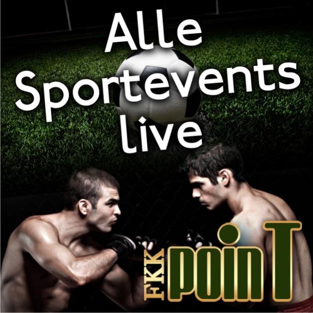 Alle Sportevents live auf Großbildleinwand