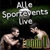 Alle Sportevents live auf Grossbildleinwand im  Bruchsal
