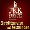 Eintrittspreise und Leistungen im FKK Leipzig