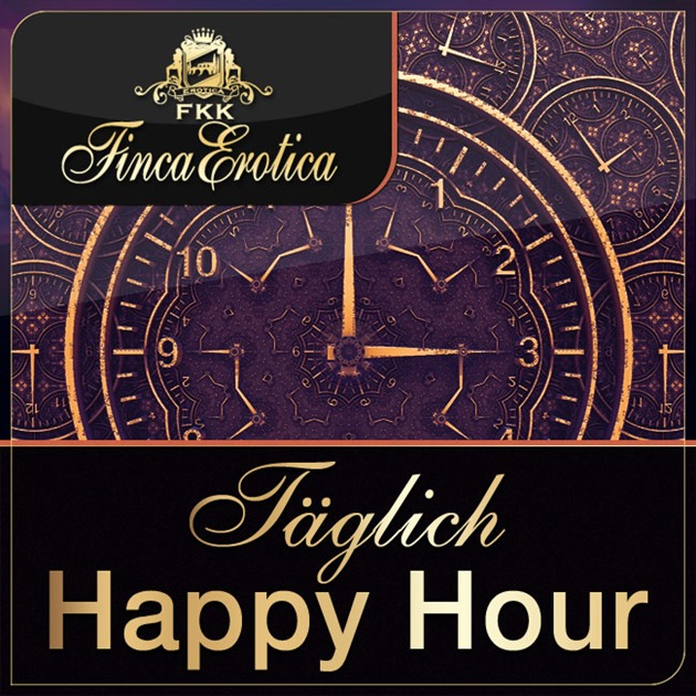 Täglich Happy Hour