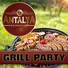 Frisches vom Grill im Saunaclub Antalya