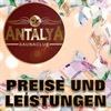 Preise und Leistungen im Überblick im Saunaclub Antalya