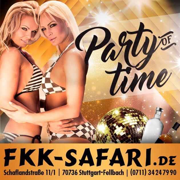Freitag und Samstag: Partytime mit LIVE DJ