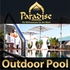 Outdoor Pool  im Paradise Graz