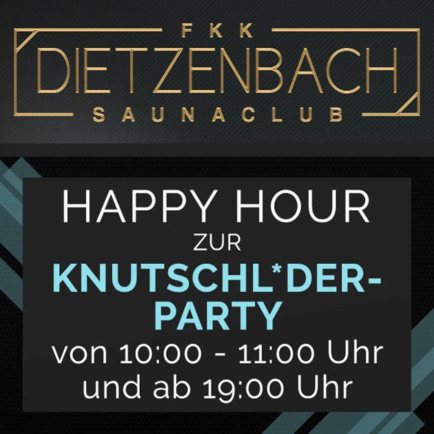 Happy Hour zur Knutschl*der Party