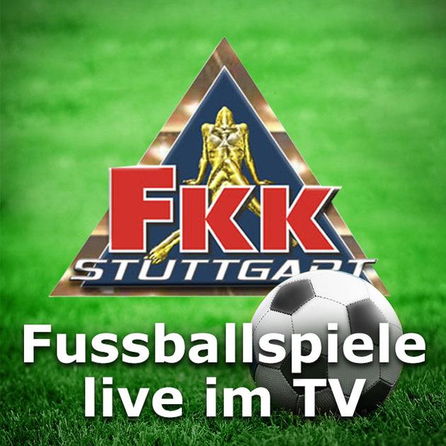 Fussball live im TV!