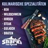 Achtung, lecker: Kulinarische Spezialitäten im Club im  Darmstadt