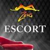Escort-Service  im Club Zeus