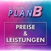 Preise & Leistungen im Club Plan B