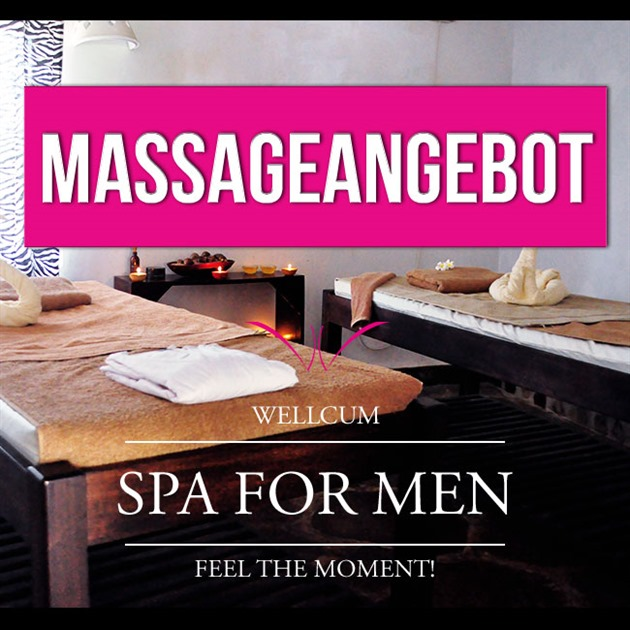 Massageangebot (Mo.-So. v. 14-22h)