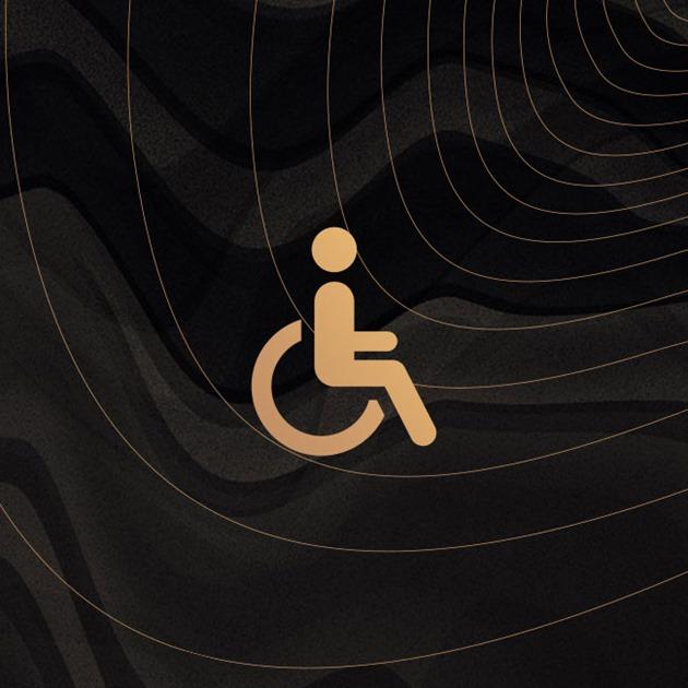Behindertengerechte Ausstattung