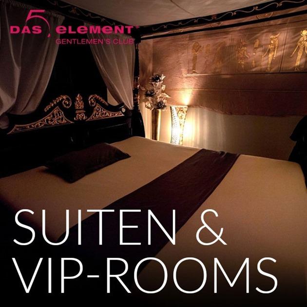 Suiten & VIP Rooms