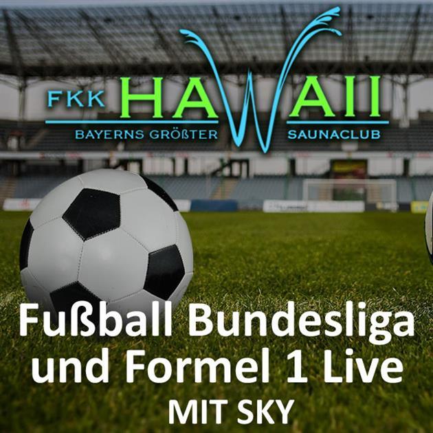 Fußball und Formel 1 live