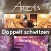 Doppelt schwitzen: Artemis jetzt mit zwei neuen Indoor-Saunen
