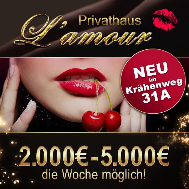 L'amour NEW на Krähenweg 31A - сейчас свободная комната