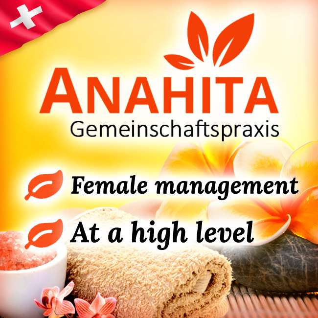 Anahita Massages - First Class Swiss Studios!