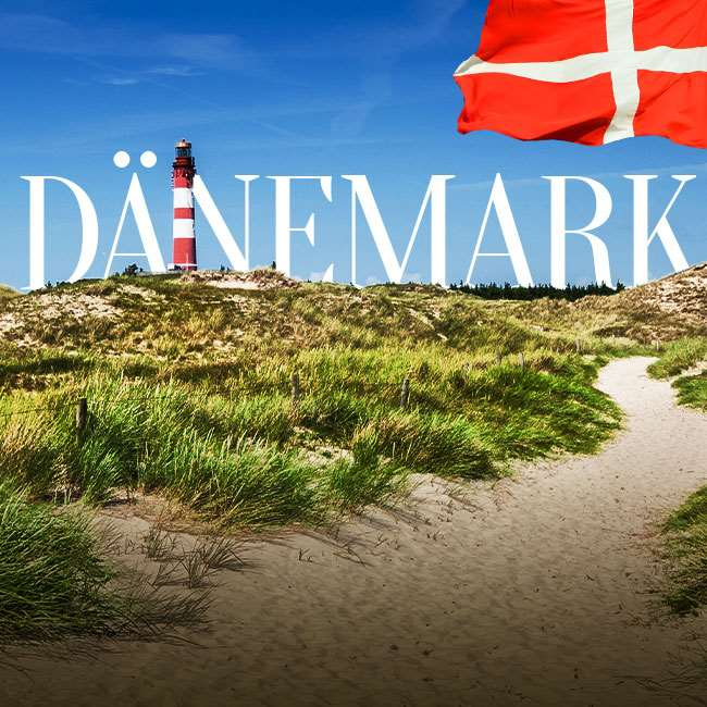 Ladies, come to Denmark